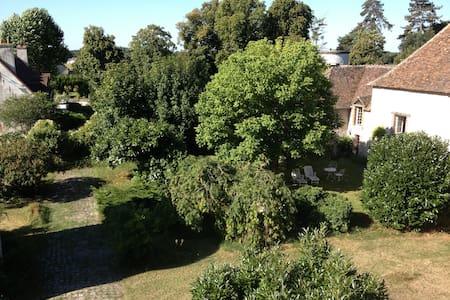 grande maison a la campagne - Pressigny-les-pins - Haus