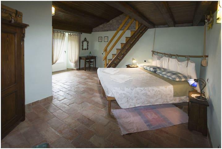 Bardana Suite con vista stupenda.