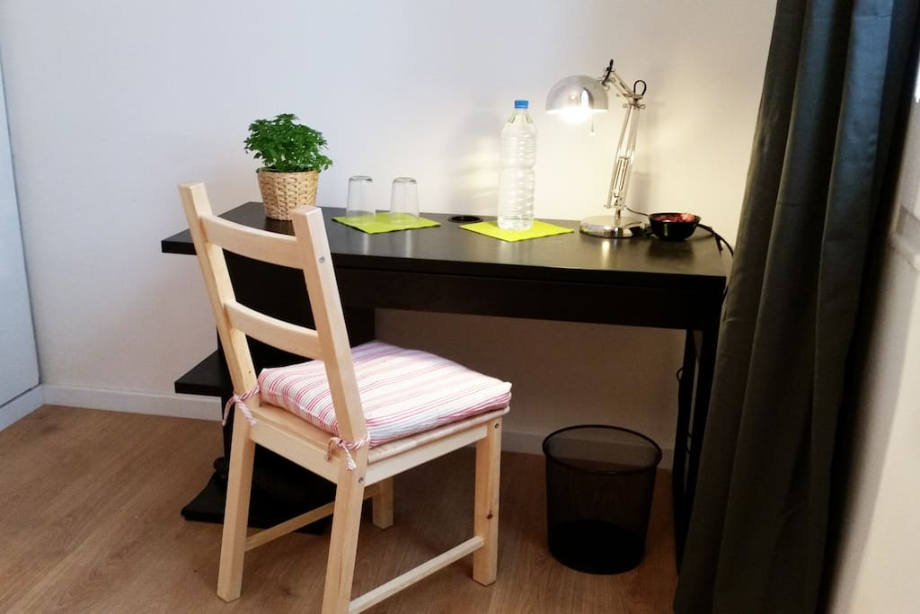 The Desk in your room