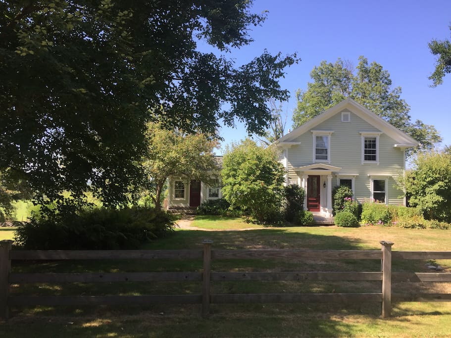 The 1820 House: Litchfield CT