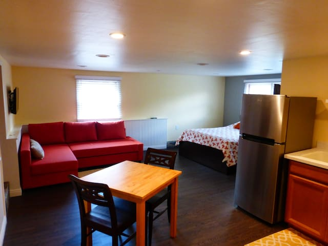 Cozy apt with a lovely canyon view - San Diego - Leilighet