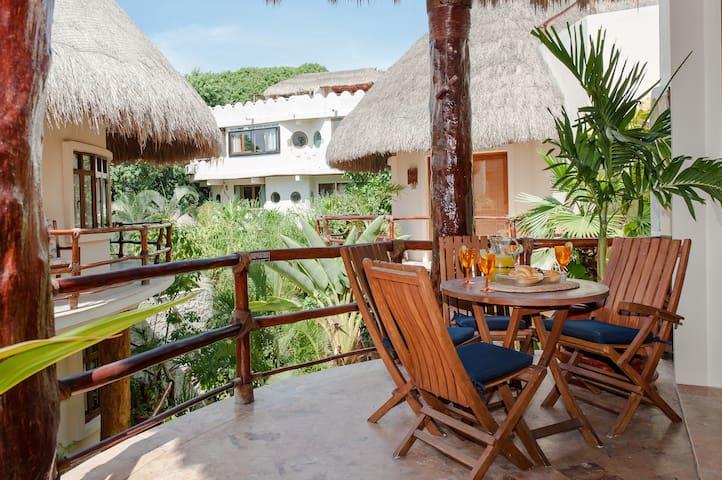 VILLAS SACBE 2BR - GREAT LOCATION!! - Playa del Carmen - Apartment
