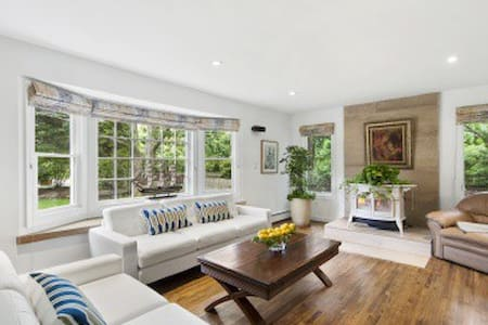 private room with bath - Sag Harbor - Bed & Breakfast