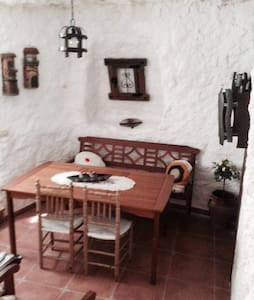 A   1  hora de madrid casa cueva - El Romeral - Cave