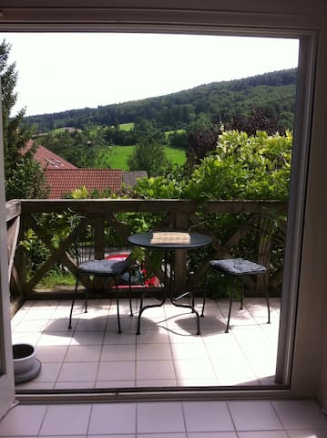 2 chambres adorables dans villa à Orvin (Bienne) - Orvin - Dom