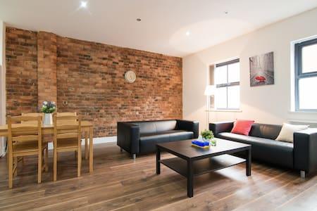 3 Bed City Centre Duplex Apartment - Manchester - Pis