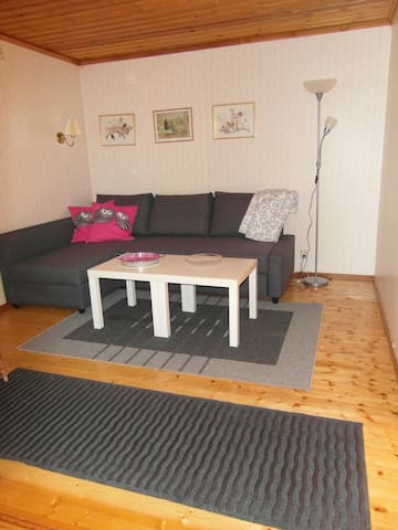 Mysig stuga vid havet i Åhus - Åhus - Cottage