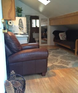 Cozy Studio in downtown Tahoe City - Apartamento