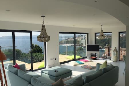 Stunning 2 bed Apartment Sea Views - Onchan - 公寓