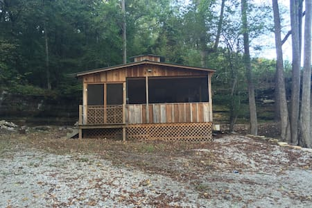 The Rock Cabin- Ropers Campground - Onia