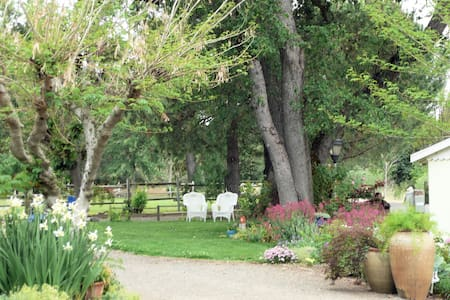 The Guesthouse at Finch Gardens - Kelseyville - Talo