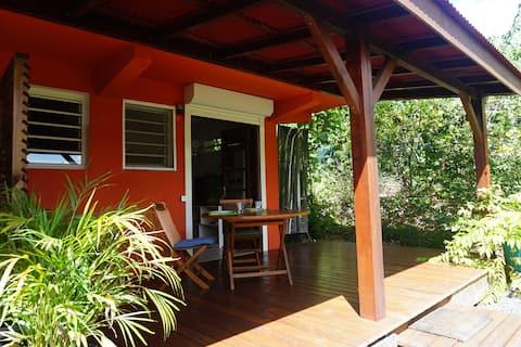 Caraïbe Creol' Keys (Colibri) à 10 min de la plage
