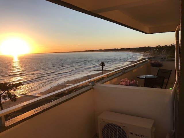 Único apartamento frente al mar - Atlántida - Huoneisto