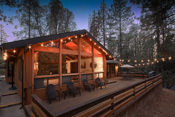 The Lodge at Uli Pines (Spring Special) - Mariposa - House