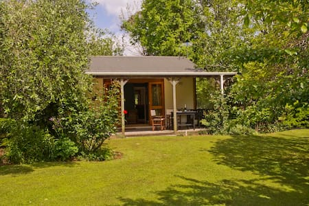 Mercury Orchard - Fig Tree Cottage - Whenuakite
