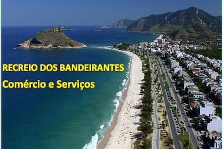 Quarto de Hospede para 1 pessoa - Rio de Janeiro - Apartament
