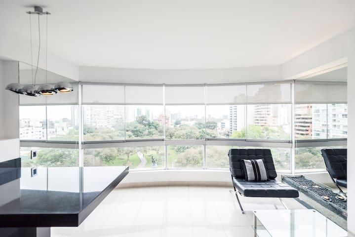 Design Luxury Apartment.