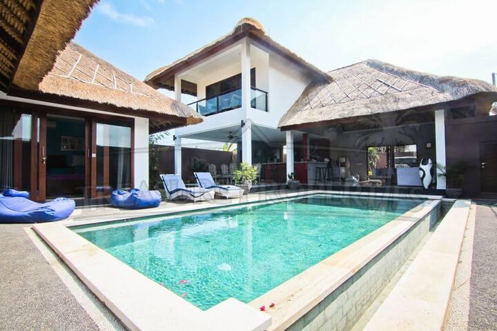 Quiet New Beautiful Villa - Kuta Utara - House