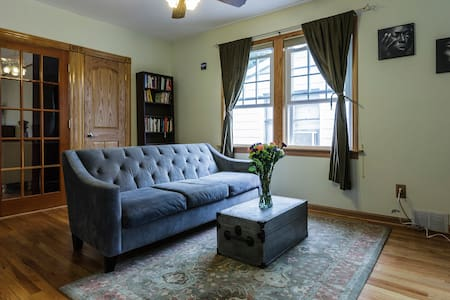 Private Luxurious 2 bedroom suite - Chicago - Dom