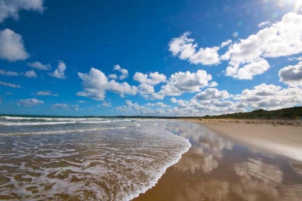 Your beach - beautiful Whites Beach