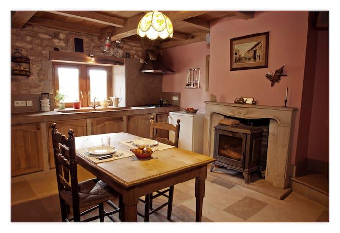 Le petit gîte in Louppy -sur-Loison - Louppy-sur-Loison - Huis