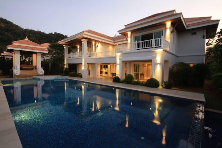 Hua Hin Sai Noi Beach Pool Villas - Tambon Nong Kae - Rumah