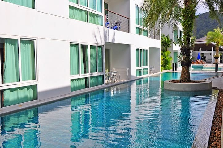 40 - Luxury Stunning Penthouse with full Seaview - Tambon Kammala - Appartement