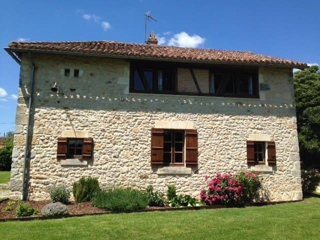 Maison à la campagne - Saint-Martin-de-Fressengeas - House