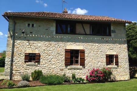 Maison à la campagne - Saint-Martin-de-Fressengeas - 一軒家