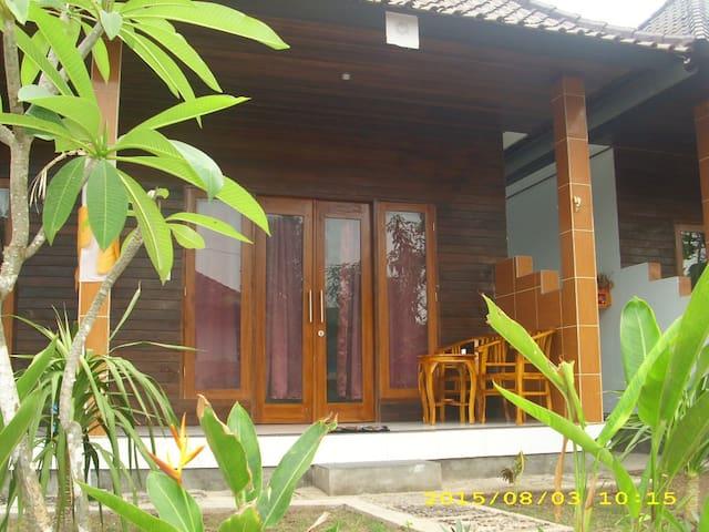 Swara 2 ( fan+cool water) - Lembongan island, Klungkung