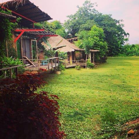 Pai Sipsongpanna Resort - Wiang Nuea - 平房