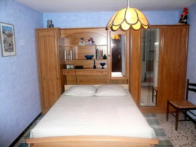 Suite familiale (2 chambres) - Correns - Bed & Breakfast