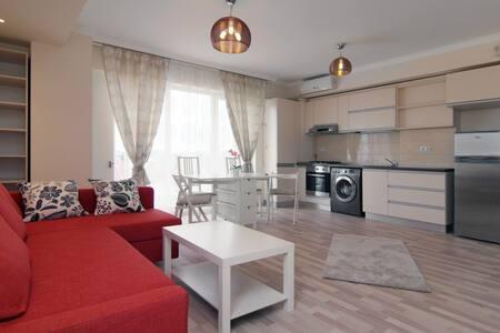 Apartment Baneasa Otopeni Airport - Huoneisto