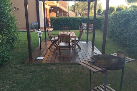 Un angolo di verde e di quiete - Trevignano Romano