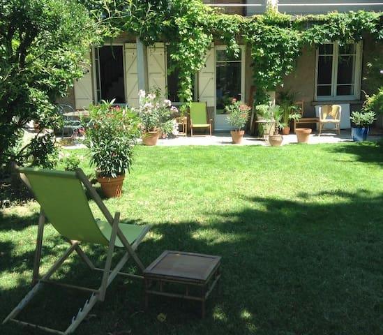 Un écrin de verdure dans la ville - Toulouse - Bed & Breakfast