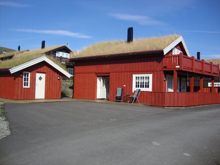 Flott hytte for 10 personer på Breesgård i Oppdal