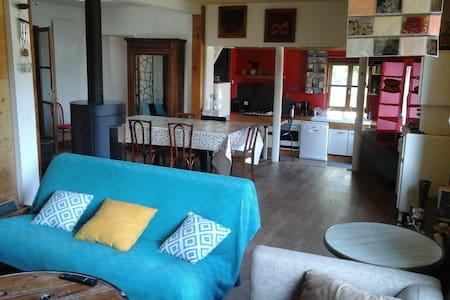 Maison St-Suliac idéale pour visiter - Saint-Suliac