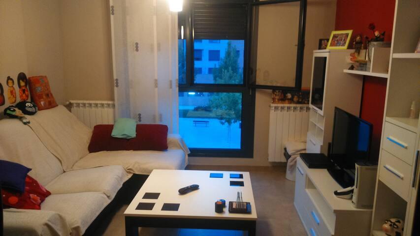 Habitación  Zona Espectacular - Ciudad Real - Daire