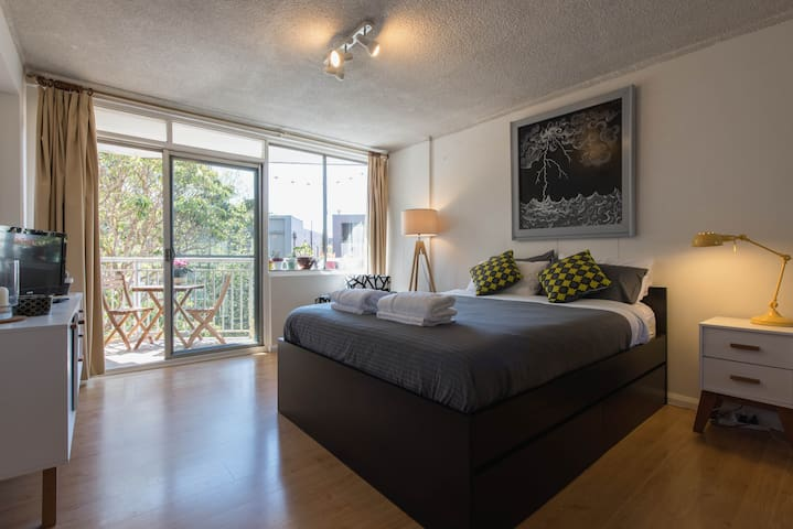 Perfectly Located Studio Sydney - Rushcutters Bay - Apartament