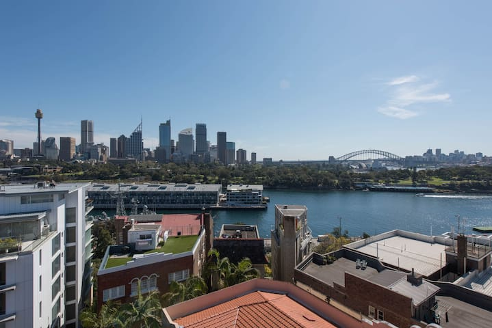 Potts Point, the best place to stay in Sydney.