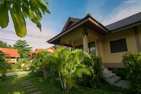 Boonyarat House with Kitchen - Ko Samui - House