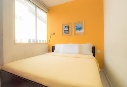 Queen-Size Double Room(Shared Bath) - Singapur