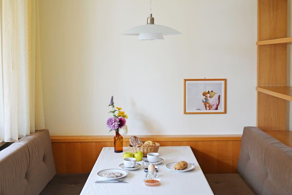 Ruhige ferienwohnung in zentrumn he appartamenti in for Appartamenti in affitto a merano