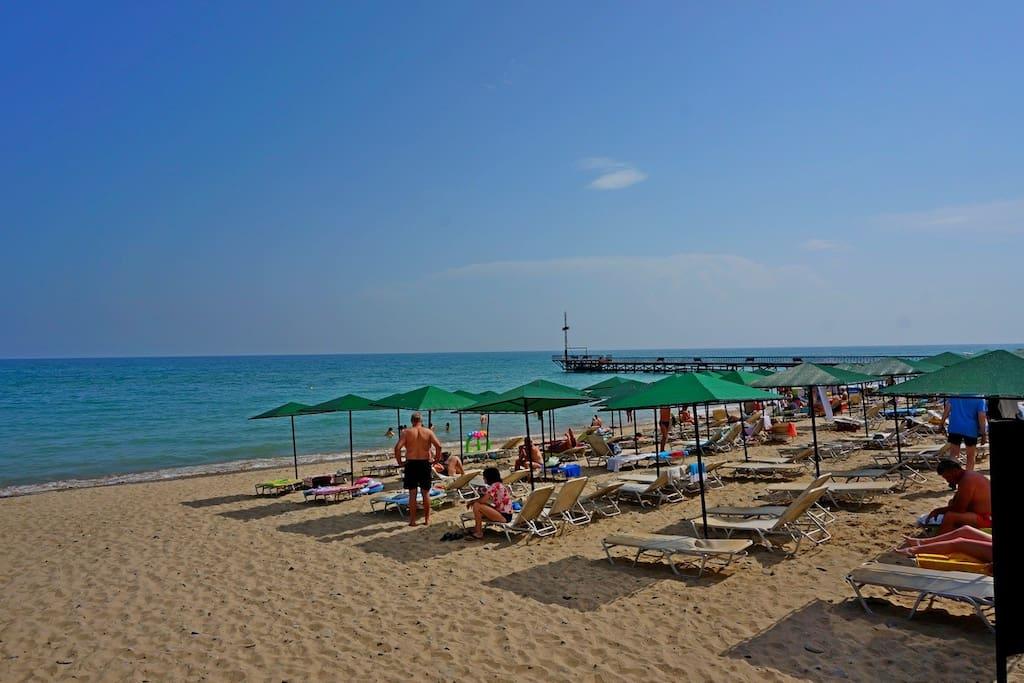 Пляж/Beach