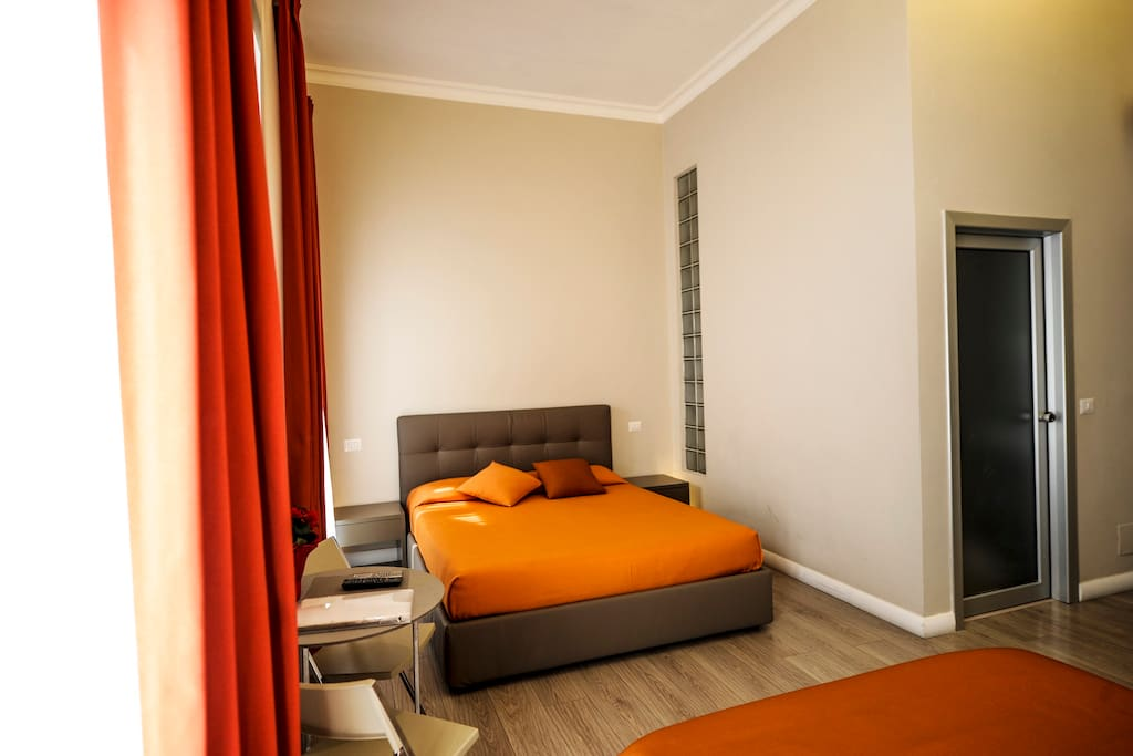 The roman empire luxury quad room appart 39 h tels louer for Appart hotel pas cher rome
