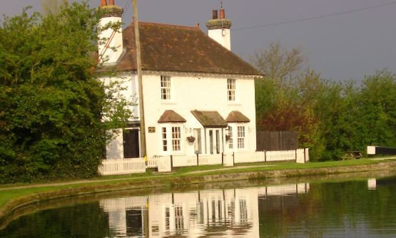 Lock 42  Cottage - Tring - Szoba reggelivel