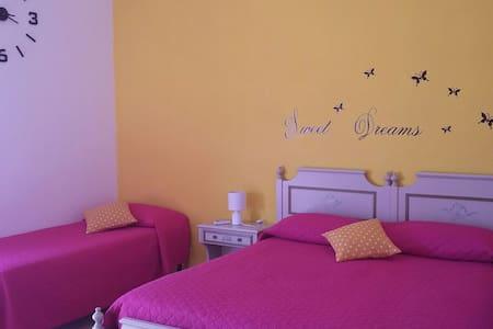 4 stanze vicino la SCALA DEI TURCHI - Realmonte - Penzion (B&B)