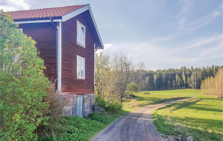 Holiday cottage with 3 bedrooms on 90m² in Flen