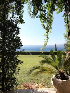 Apartment with a terrace by the sea - Mimice, Omiš