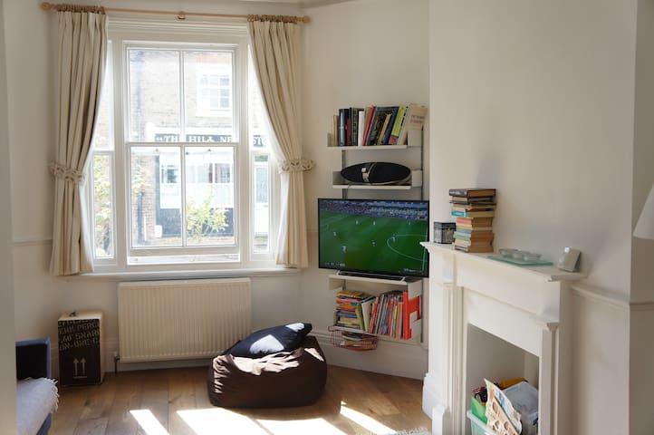 Enchanting, Artsy 3 Bed Period House On The Hill! - Harrow - Ev